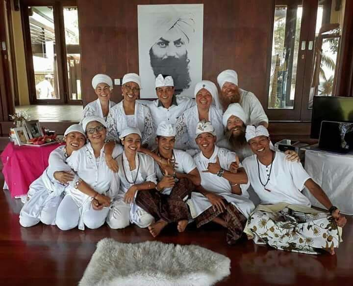 Peace in Bali – And lots of new KRI Instructors!