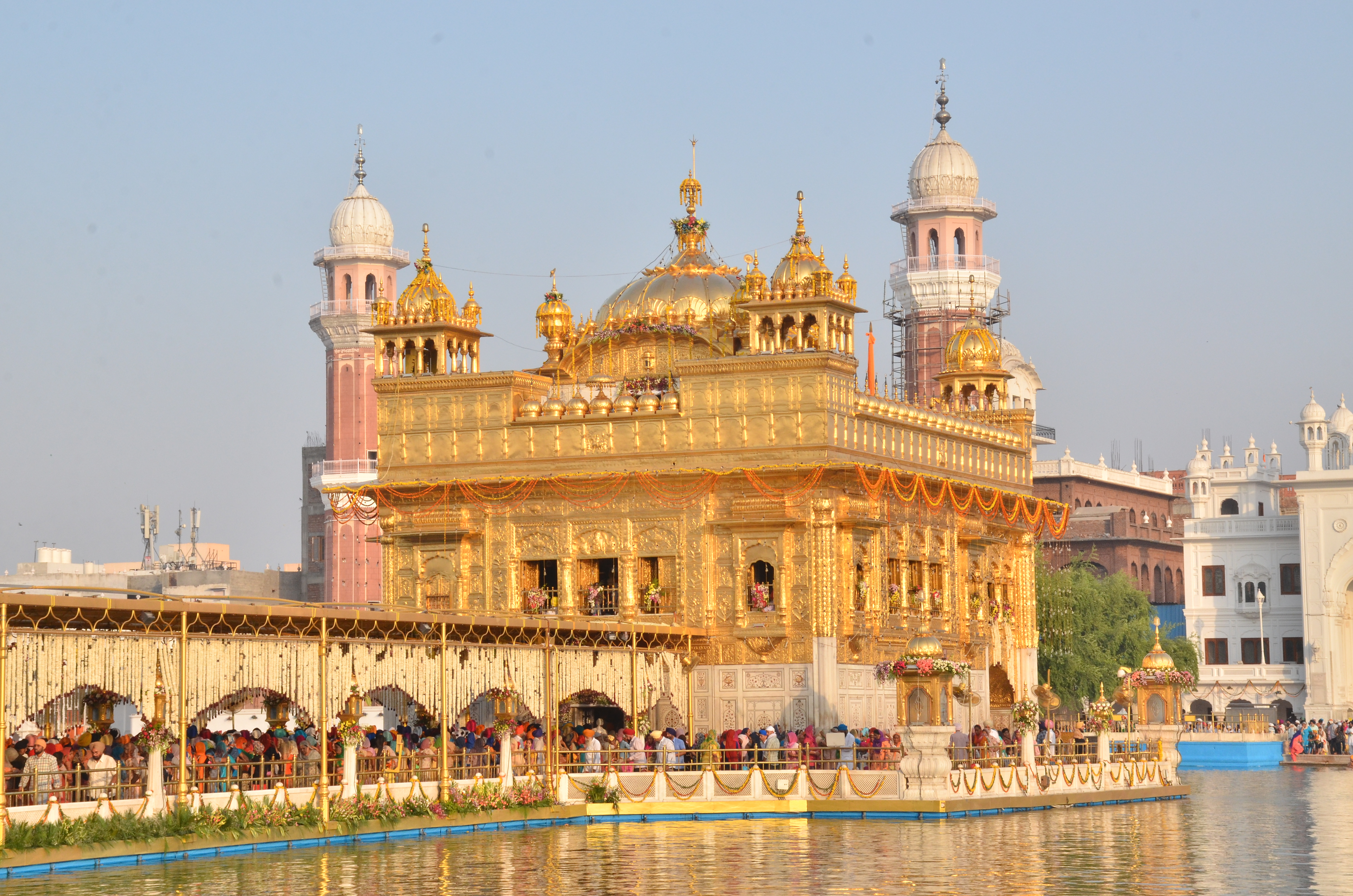 Come to India for Guru Ram Das' Birthday this October