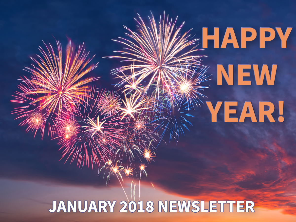 KRI January Newsletter
