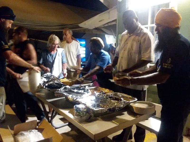 Disaster Relief – Seva in Action