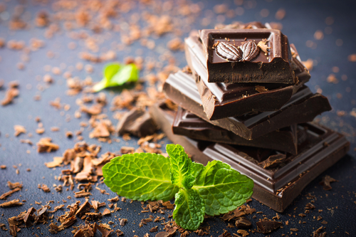 Can eating chocolate be healthy?