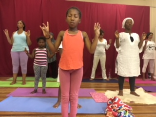 The Yoga Revolution in Cape Town, South Africa