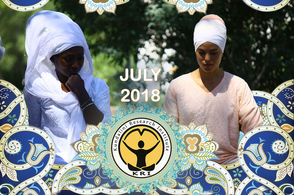 KRI July Newsletter