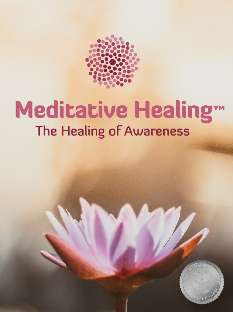 Meditative Healing  – A Beautiful New Course with the KRI Seal of Approval