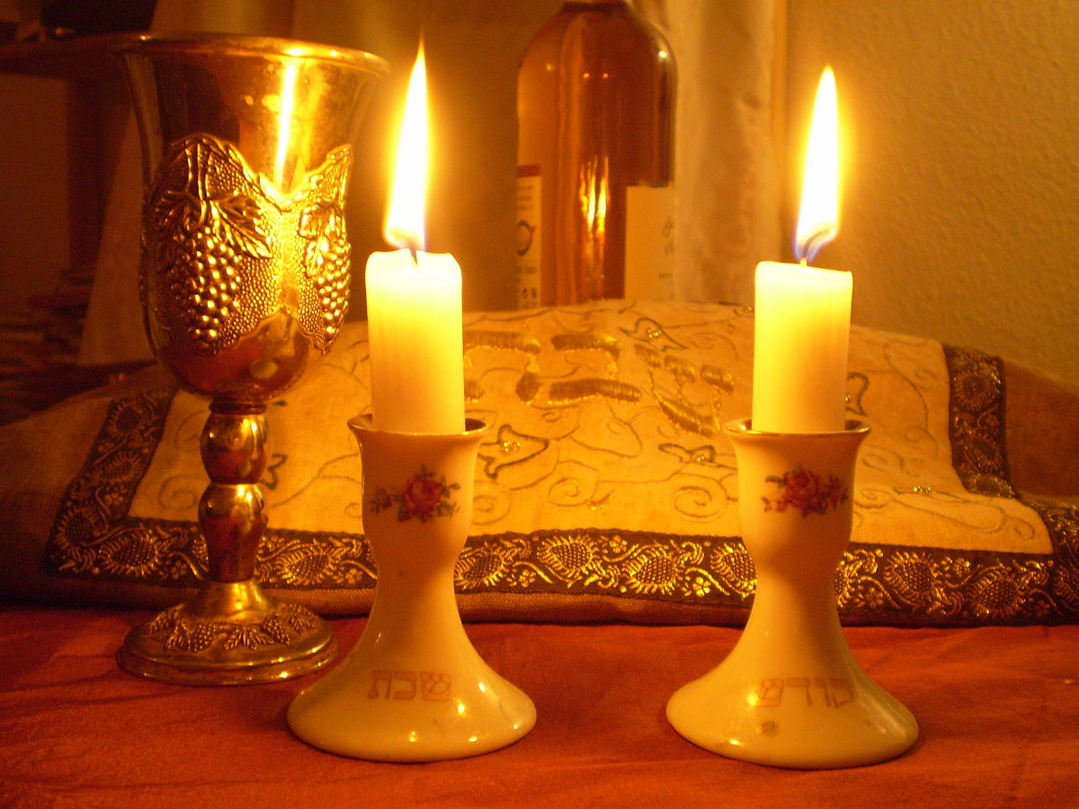 Show up for Shabbat this weekend