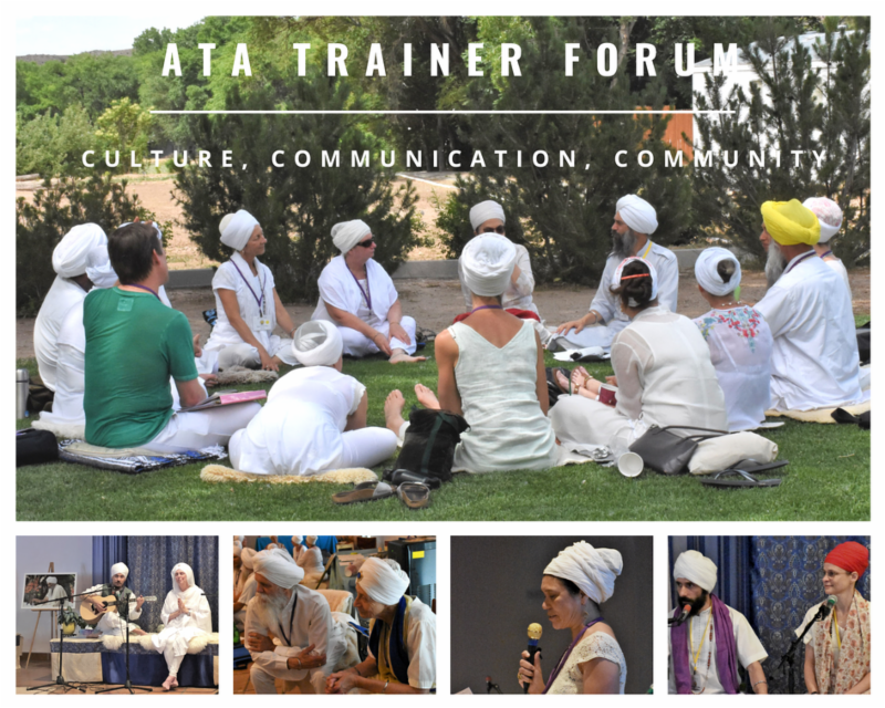 ATA Trainer Forums in 2018