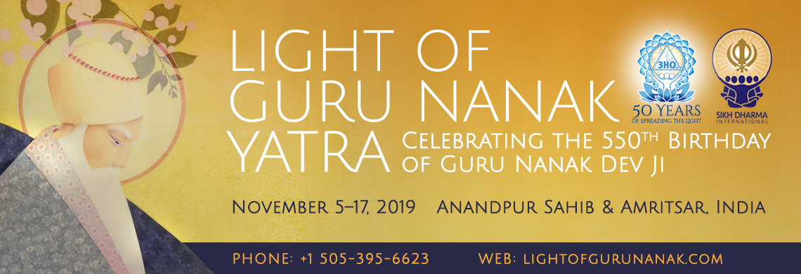 The Light of Guru Nanak Yatra – a spiritual journey to India
