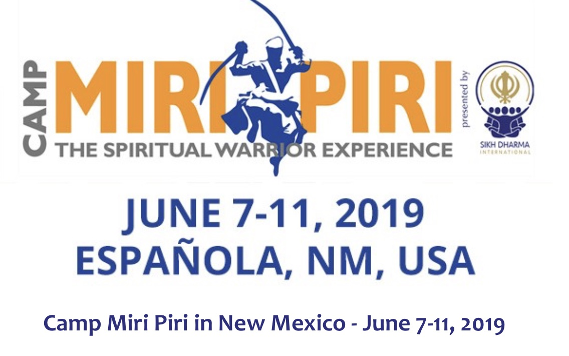 4a15e8673f Sikh Dharma is still a mystery for many people who practice Kundalini Yoga.  If you have been yearning for a deep experience of Sikhism, Camp Miri Piri  is ...